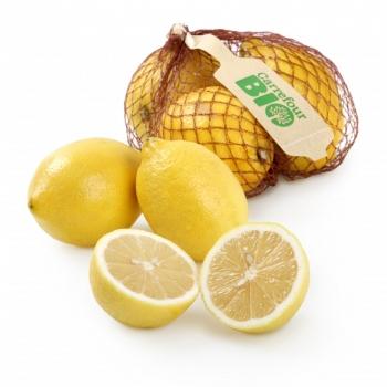 Limón ecológico Carrefour Bio 500 g