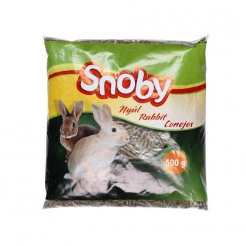 Carrefour Comida para Conejos Snoby 500g