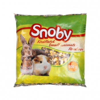 Carrefour Comida para Roedores Snoby 500g