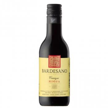 Vino tinto crianza D.O.Ca Rioja 18,75 cl.