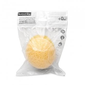 Esponja fibra natural Suavinex 1 ud.