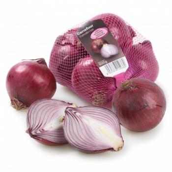 Cebolla roja Carrefour 500 g