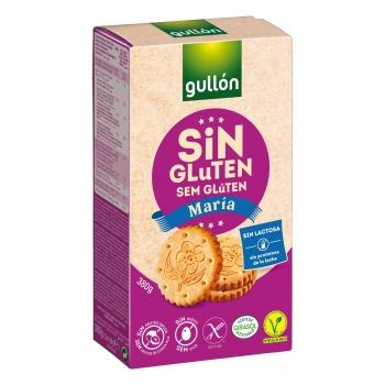 Galletas María Gullón sin gluten sin lactosa 400 g.