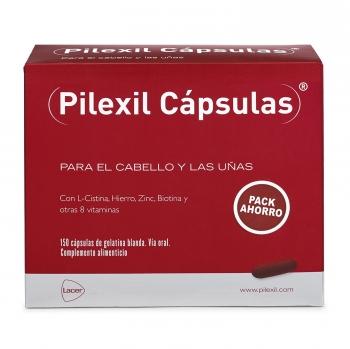 Cápsulas para el cabello Pilexil 150 ud.