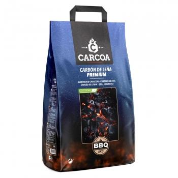 Carbón Vegetal Carcoa 5 Kg