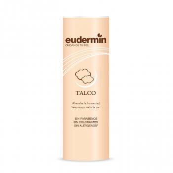 Talco para la higiene y el cuidado de la piel Eudermin 200 g.