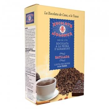 Chocolate a la taza rallado Vicens 300 g.