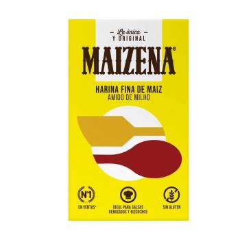 Harina de maíz fina Maizena sin gluten 400 g.