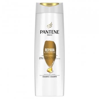 Champú repara y protege para cabello débil o dañado Pantene 700 ml.