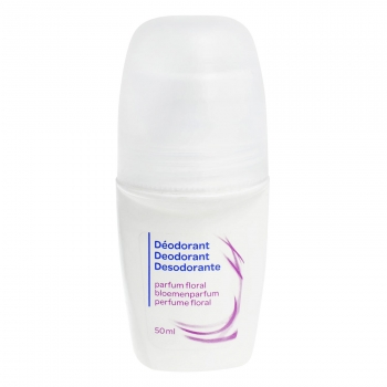 Desodorante roll-on perfume floral 50 ml.