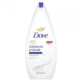 Gel de ducha nutritivo intenso Dove 750 ml.