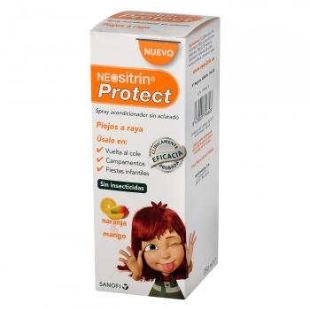 Spray acondicionador antipiojos Neositrín Protect 250 ml.