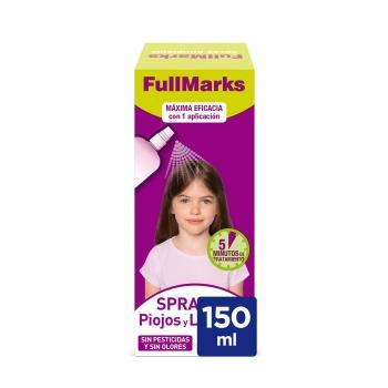 Spray Elimina Piojos y Liendres Fullmarks 150 ml