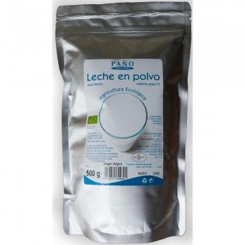 Leche en polvo desnatada Paño Nature 250 g.