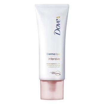 Crema de manos tratamiento intensivo Dove-goodness 75 ml.