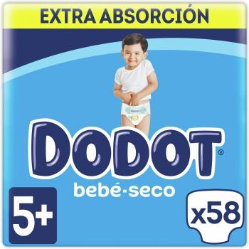 Pañales Dodot Azul Extra Talla 5 (12-17 kg) 66 uds