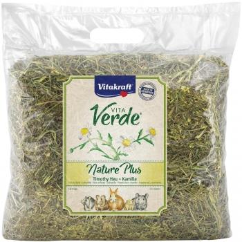 Vitakraft Vita Verde Heno + Manzanilla 500g
