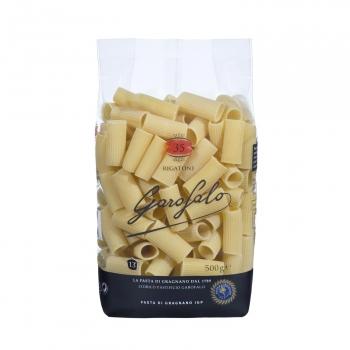 Pasta rigatoni Garofalo 500 g.