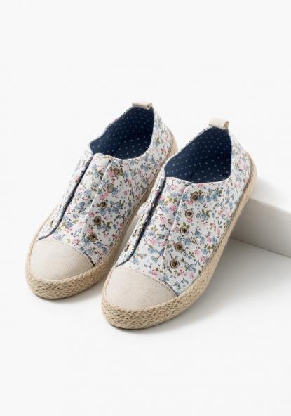 Zapatos de ni o y ni a zapatos infantiles carrefour tex - Zapatillas lona carrefour ...