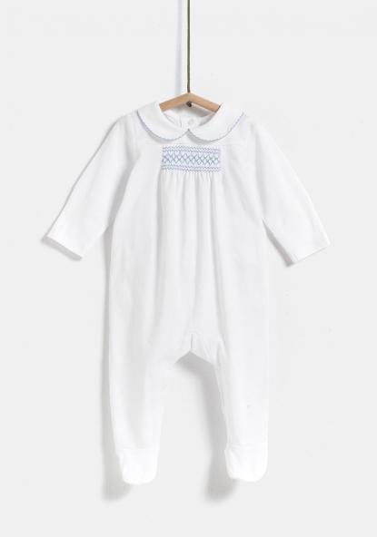 723cf7ce2d5 Pijama demanga larga para recién nacido unisex TEX