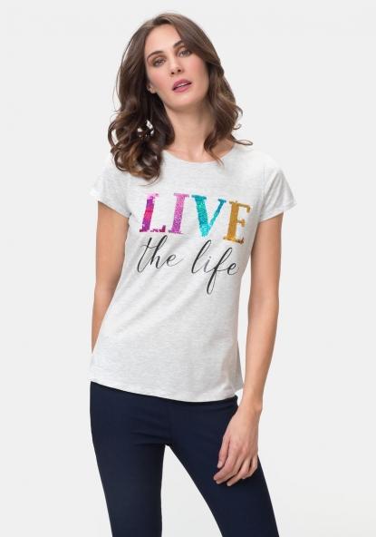 714d3a81b3ab9 Camisetas de Mujer - Carrefour TEX- página1
