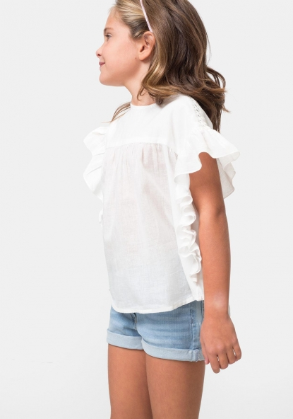 25642f6b8 Blusas y Camisas para Niña - Carrefour TEX- página1