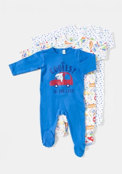 06c77e47e69 Pijamas para Bebés - Carrefour TEX- página1