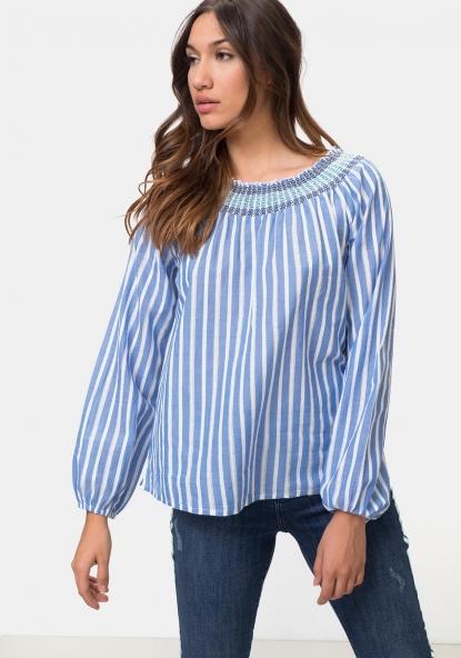 Blusas y Tops - Mujer - Carrefour TEX- página1 5a8591117254