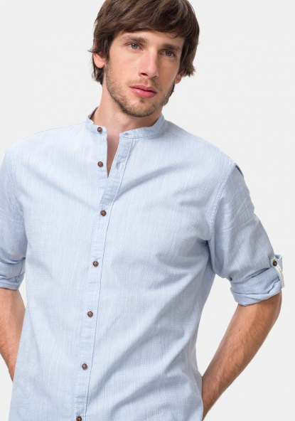 Camisa manga larga TEX
