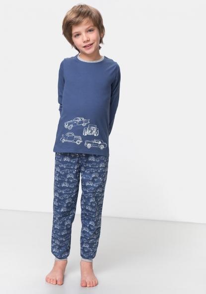 0ff5a957851 SOSTENIBLE Pijama de dos piezas Algodón Sostenible TEX