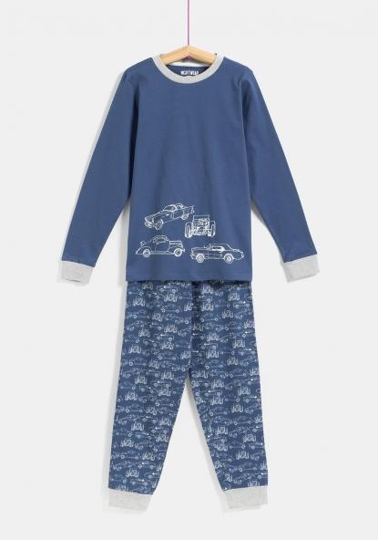5ffb0a4cf SOSTENIBLE Pijama de dos piezas Algodón Sostenible TEX