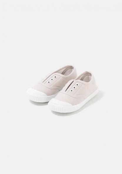 Zapatillas de lona lisas TEX (Tallas 20 a 30) e717f35fa2e