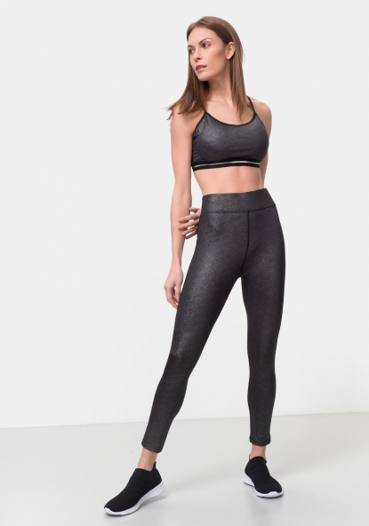 Legging largo de deporte TEX