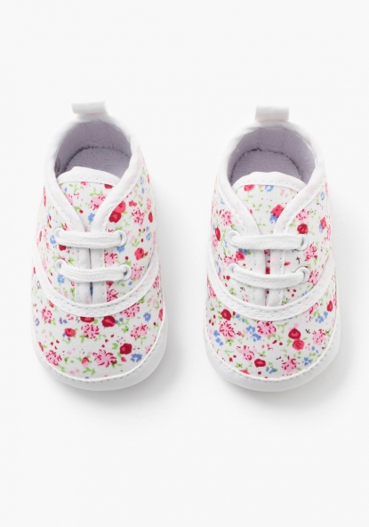 Zapatillas de lona estampadas BB CLASS (Talla 16 a 20)