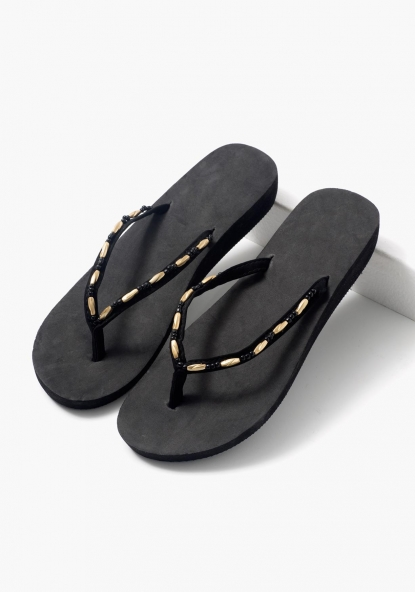 Chanclas de cuña TEX