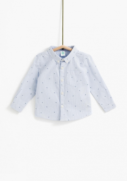 Camisa estampada Tex
