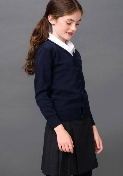 69f26820e3aff Chaqueta para uniforme unisex de algodón (tallas 3 a 16 años) TEX