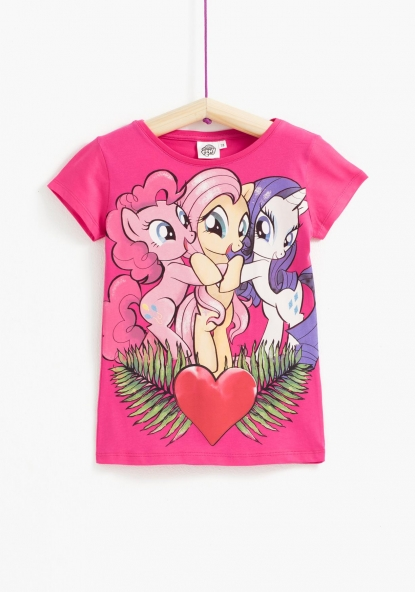 Camiseta manga corta MY LITTLE PONY