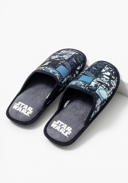 Zapatillas de estar por casa STAR WARS