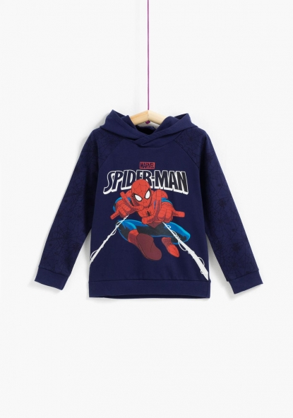 Sudadera con capucha Spiderman de MARVEL