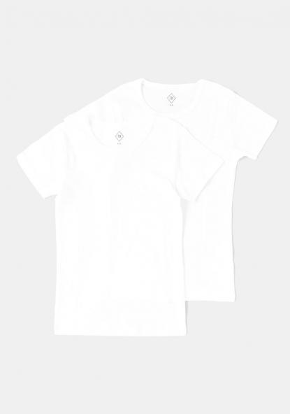 ea6141b1f5e SOSTENIBLE Pack de dos camisetas manga corta Algodón Sostenible TEX