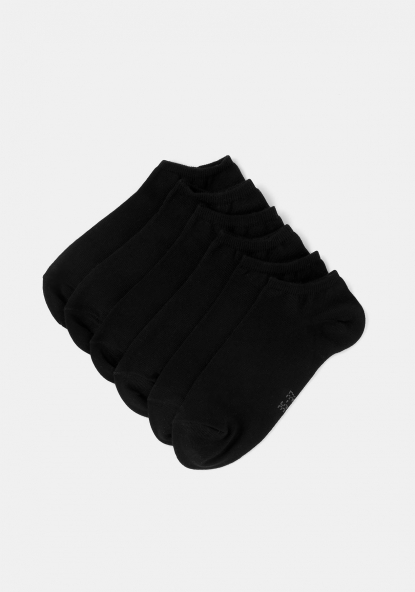 Pack de tres calcetines invisibles TEX