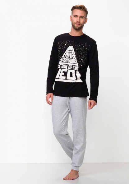 Pijama de manga larga STAR WARS