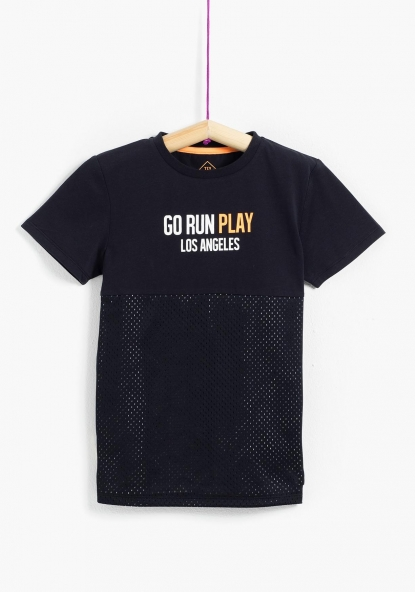 Camiseta de running TEX