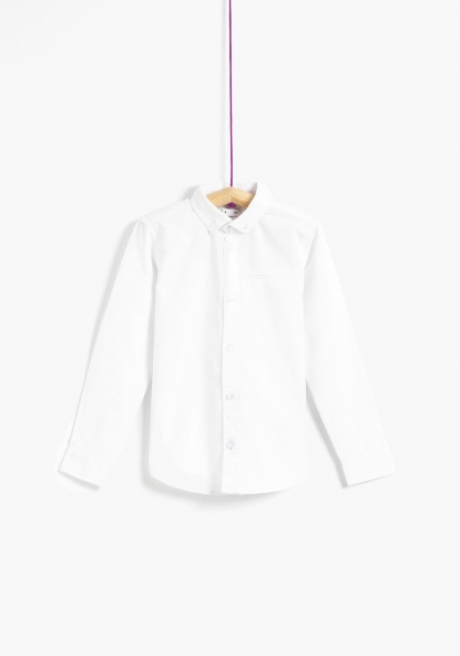 Camisa Oxford básica TEX