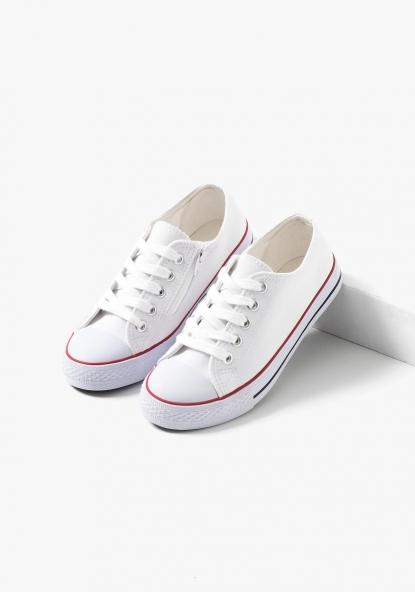 Zapatos blancos de verano infantiles z1y3Kq8