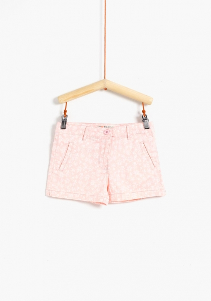 Short twill estampado TEX