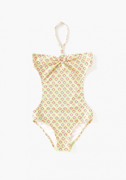Trikini estampado TEX