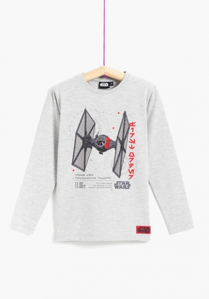 Camiseta de manga larga STAR WARS