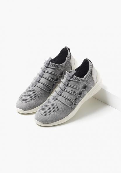 Zapatos grises Beppi para mujer IEpCBT